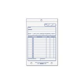 Rediform Carbonless Sales Order Book