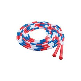 Champion Sports Plastic Segmented Jump Rope