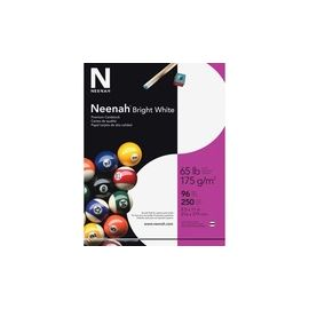 Neenah Inkjet, Laser Print Printable Multipurpose Card