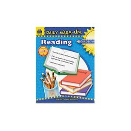 Teacher Created Resources Warm-up Grade 2 Reading Rook Printed Book