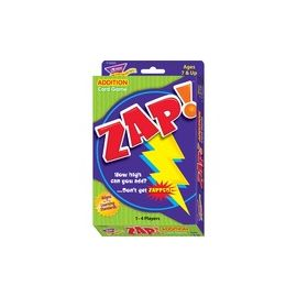 Trend Zap Learning Game