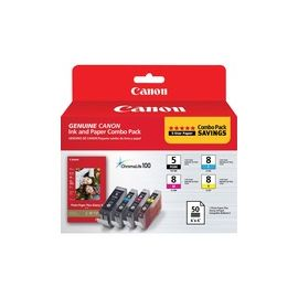 Canon PGI5/CLI8CMY Original Ink Cartridge