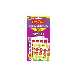 Trend Smiles Stinky Stickers Variety Pack