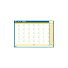 SKILCRAFT Undated 30/60 Day Flexible Planner