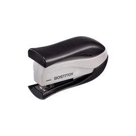 Bostitch Spring-Powered 15 Handheld Compact Stapler, Black
