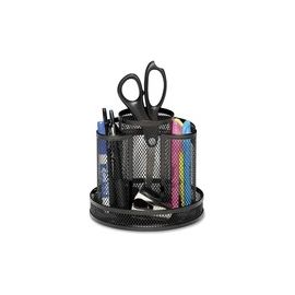 Rolodex Workspace Mesh Spinning Supply Caddy