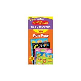 Trend Fun Fest Stinky Stickers Variety Pack