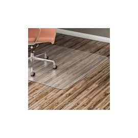 Lorell Hard Floor Rectangular Chairmat
