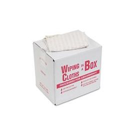 Office Snax Multipurpose Cotton Wiping Cloths