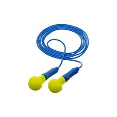 E-A-R Push-Ins Corded Earplugs