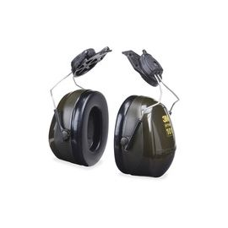 Peltor Optime Earmuff Cap-Mount Headset