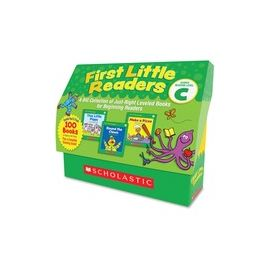 Scholastic Res. Level C 1st Little Readers Book Set Printed Book by Liza Charlesworth