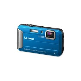 Panasonic Lumix TS30 16 Megapixel Compact Camera - Blue