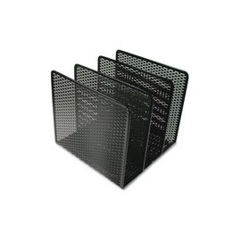 Artistic Urban Collection Punched Metal File Sorter