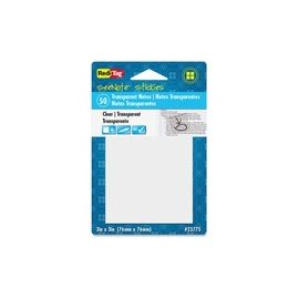 Redi-Tag seeNote Stickies Clear Transparent Notes