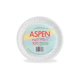 AJM Packaging Coated Paper Plates