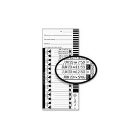 Lathem E16 Tru-Align Time Cards