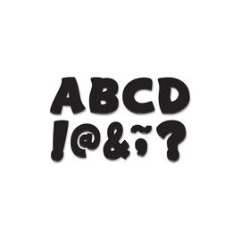 """Teacher Created Resources 3"""" Funtastic Magnet Letters"""