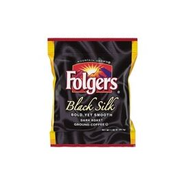 Folgers® Black Silk Ground Coffee Fraction Pack Ground