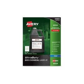 Avery® UltraDuty GHS Chemical Labels