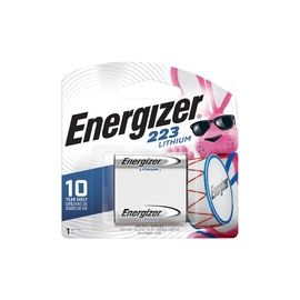 Energizer 223 e2 Lithium Photo 6-Volt Battery