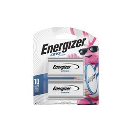 Energizer CRV 3-Volt Photo Lithium Battery