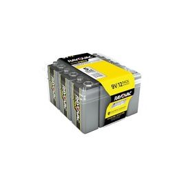 Rayovac Ultra Pro Alkaline 9 Volt Batteries 12-Pack