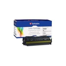 Verbatim Remanufactured Laser Toner Cartridge alternative for HP CF382A Yellow