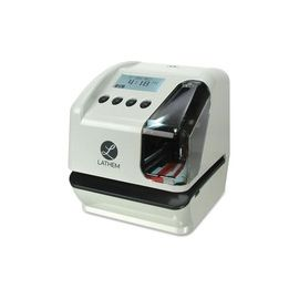 Lathem LT5 Electronic Time and Date Stamp
