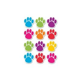 Ashley Dry Erase Paw-shaped Die-cut Magnets