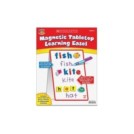Scholastic Res. PreK-2 Magnetic Learning Easel