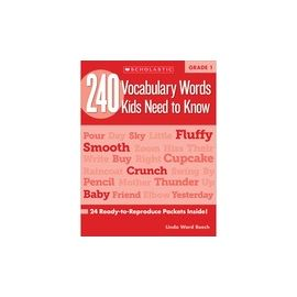 Scholastic Res. Grade 2 Vocabulary 240 Words Book Printed Book by Mela Ottaiano