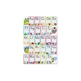 Ashley Magnetic Alphabet Calendar Set