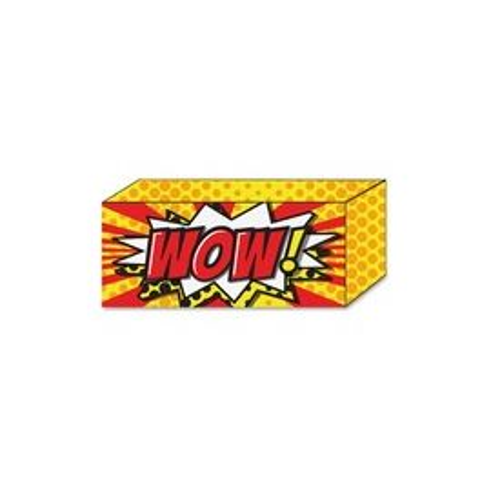 Ashley Superhero Theme Magnetic Blocks