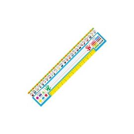 Trend PreK-1 Desk Toppers Reference Name Plates
