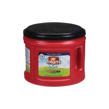 Folgers® 1/2 Caff Coffee