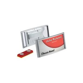 DURABLE® Classic Magnetic Name Badge
