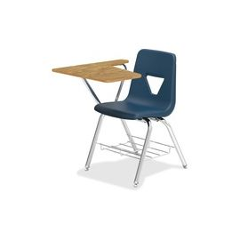 Lorell Tablet Arm Study Top Student Combo Desks - 2/CT