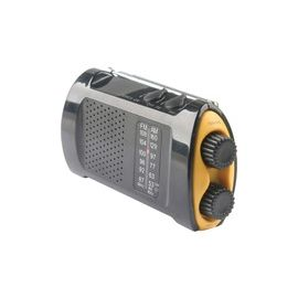 First Aid Only Portable AM/FMTV Crank Radio