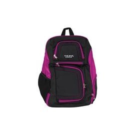 """Mead Carrying Case (Backpack) for 17"""" Notebook - Purple, Black"""