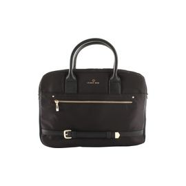 Celine Dion Carrying Case (Briefcase) Travel Essential - Black, Gold