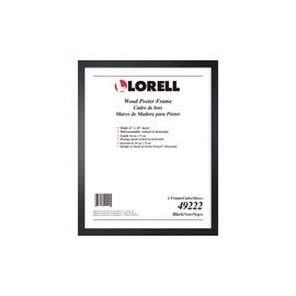 Lorell Solid Wood Poster Frame