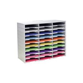 Storex Stackable Literature Sorter