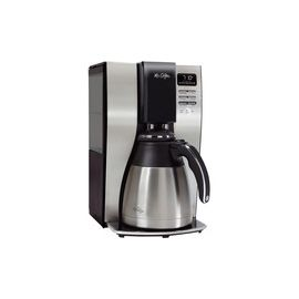 Mr. Coffee Optimal Brew 10-Cup Programmable Coffee Maker with Thermal Carafe