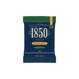 Folgers® 1850 Pioneer Blend Decaf Ground Coffee Pouches