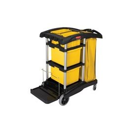 Rubbermaid Commercial High Capacity Janitorial Cart