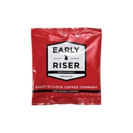 Coffee Pro Eight O'Clock Early Riser Coffee