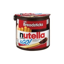 Nutella Nutella & GO Hazelnut Spread & Breadsticks