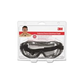 3M Chemical Splash/Impact Goggles