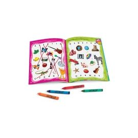 Trend Wipe-off Book Learning Fun Book Set Printed Book